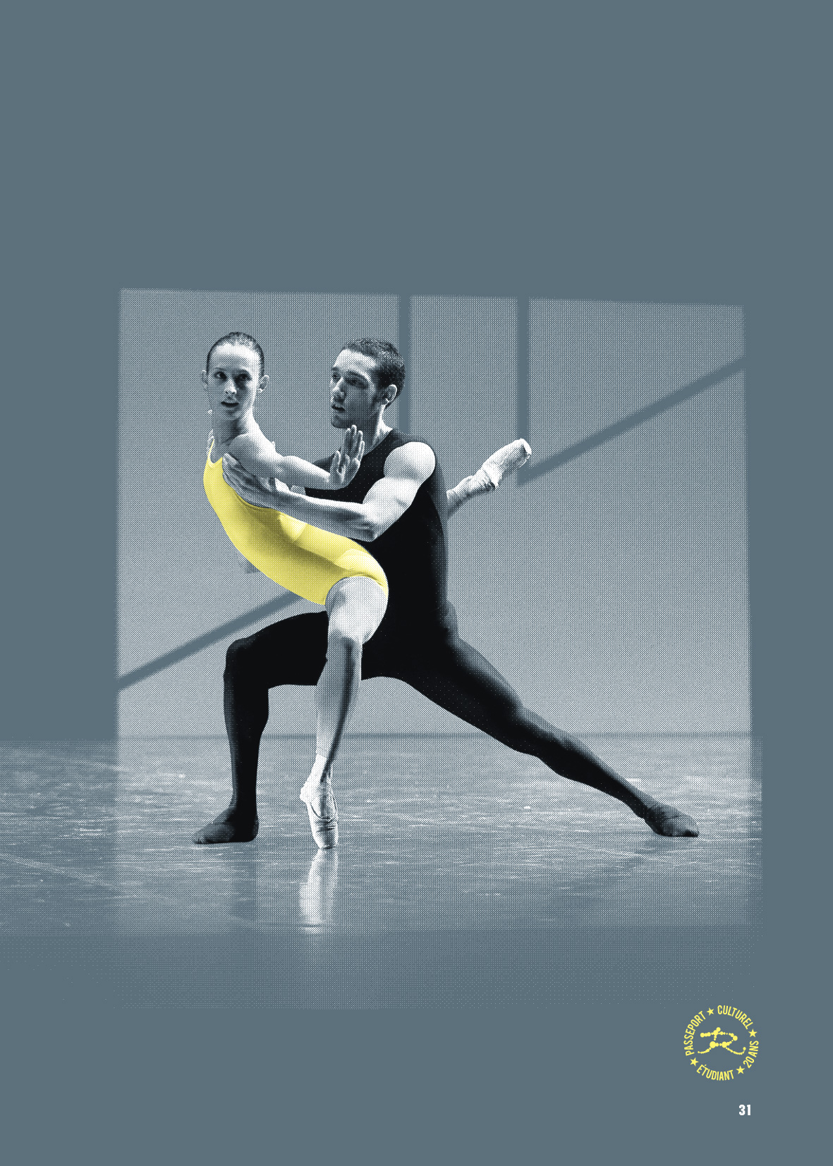 Ballet de Lorraine, Septext de William Forsythe